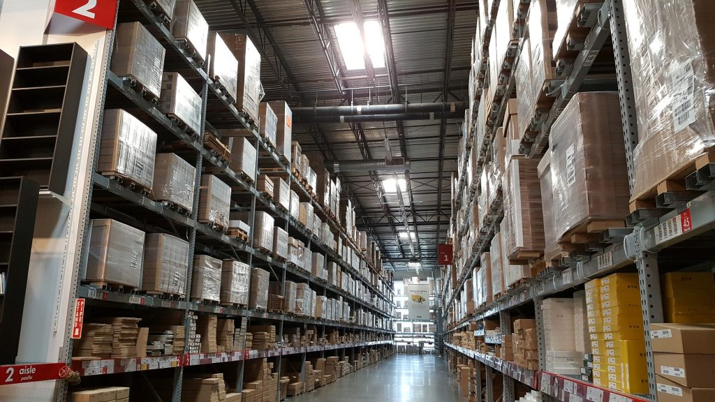 RFID Inventory Control in Manufacturing Operations
