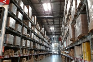 RFID Implemented for Inventory Control in Manufacturing Operations