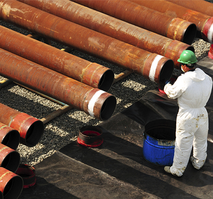Track Pipes, Blow Out Preventer in Oil and Gas Industry using RFID